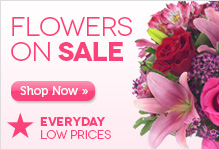 Flowers on Sale