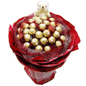 Ferrero Rocher Chocolate Bouquet